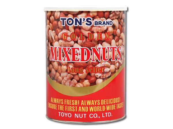 ゴールデンミックスナッツ缶