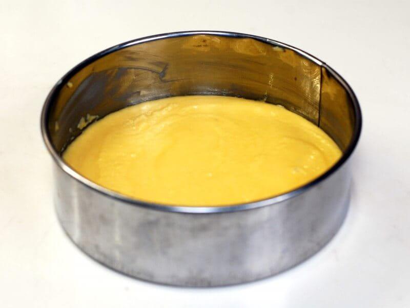小麦粉を使わない【アーモンドとフルーツのデコレーションケーキ】