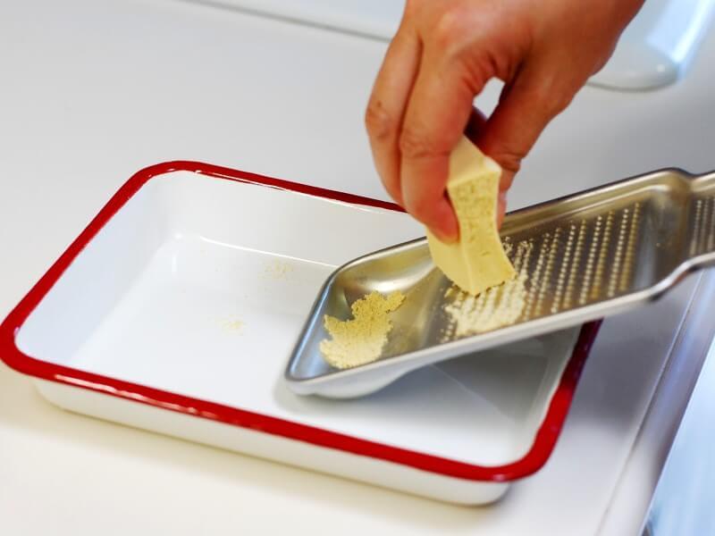 豆腐でヘルシーに【アーモンド入り和風ミートローフ】