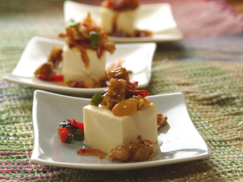 じゃこナッツ豆腐 サラダにトッピングだけじゃない!夏に食べたいナッツのアイデアレシピを大公開
