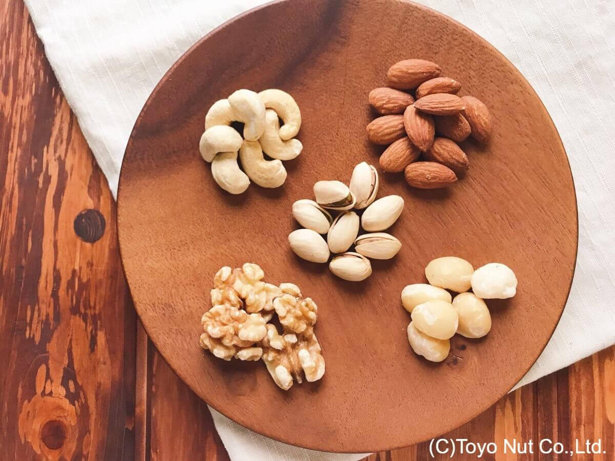ナッツを食べたら太ってしまうは嘘!?ナッツはダイエットや健康の味方になります