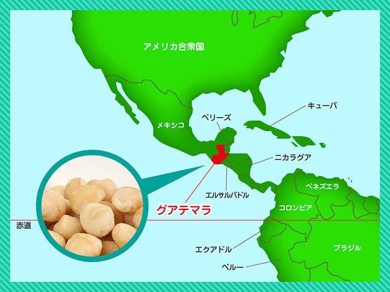 毎日食べるナッツで自然環境の保全に貢献できる「レインフォレスト・アライアンス認証」とは