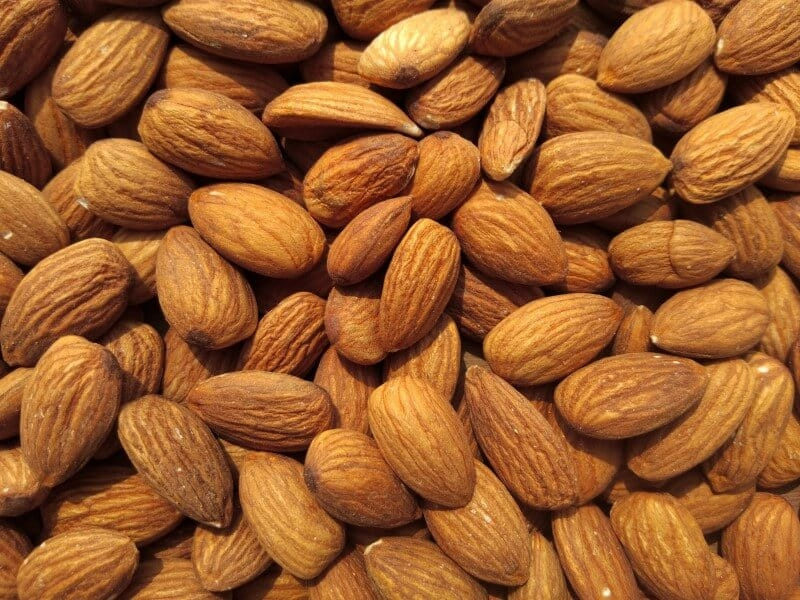 ナッツ  アーモンド 髪の毛 良い ビタミンE 血流 栄養 1日 23粒 目安量 頭皮 栄養 美髪 サポート